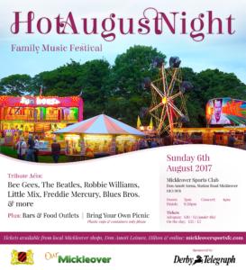 Hot August Night Fairground Version  (web)