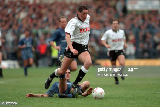 Ted McMinn Derby County