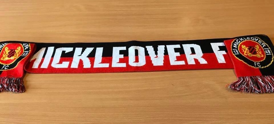 Official MFC Scarf: £12.95